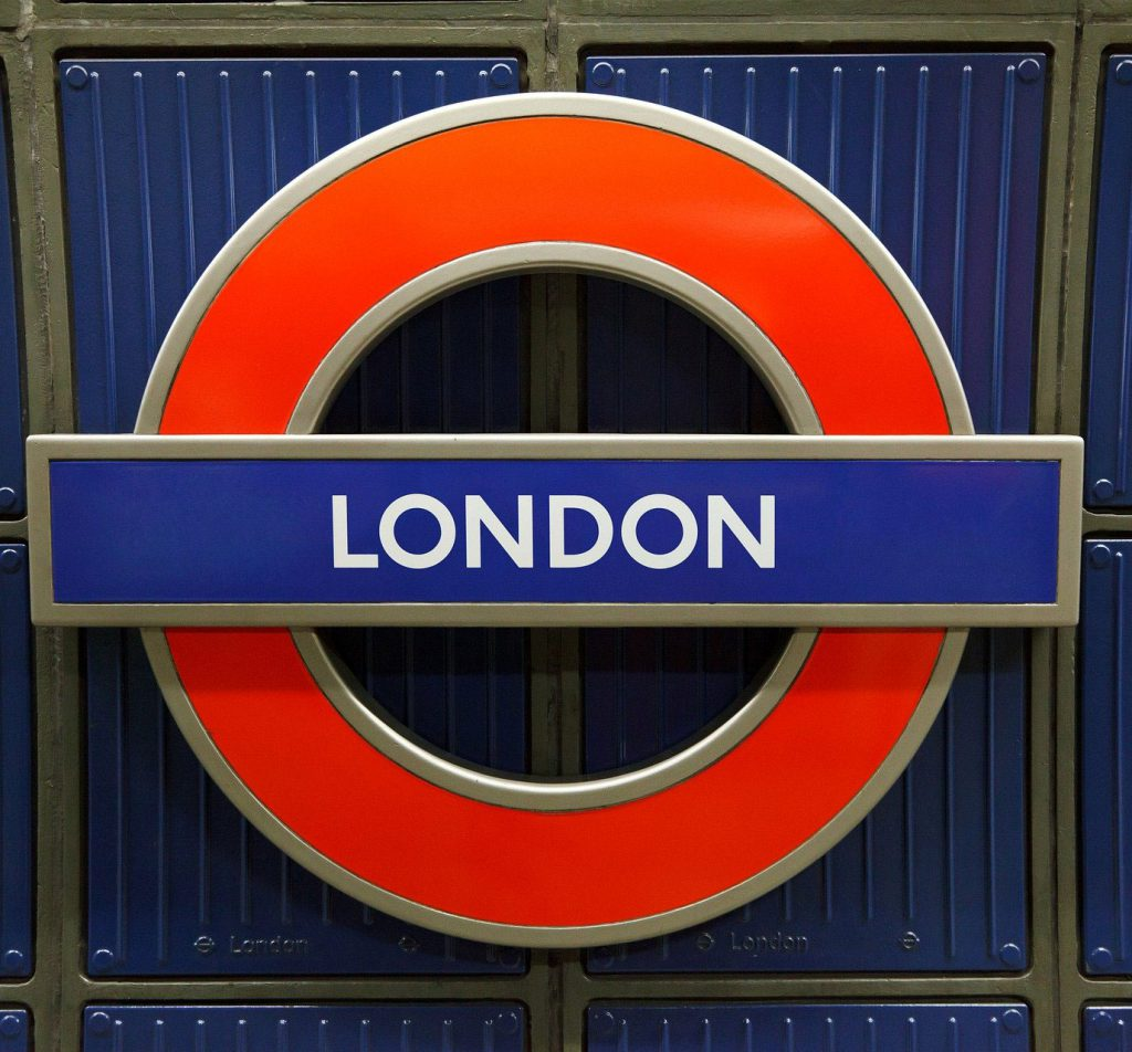 London Tube Image