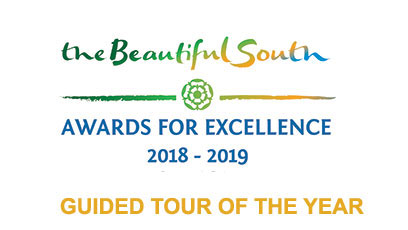 Beautiful South Best Guided Tour Award