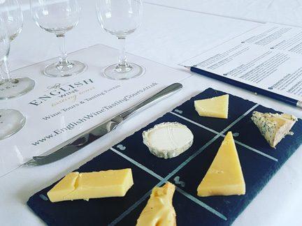 English Wine & Cheese Tour