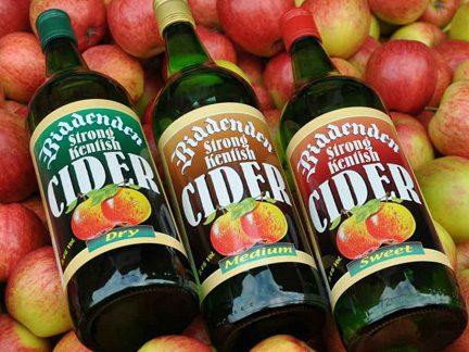 English Wine & Cider Tour